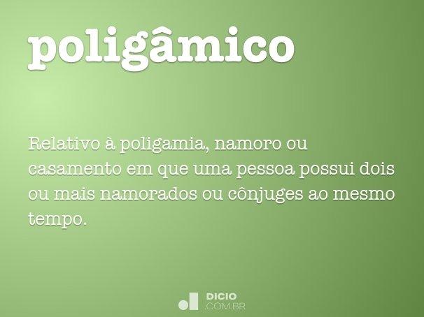 polig�mico