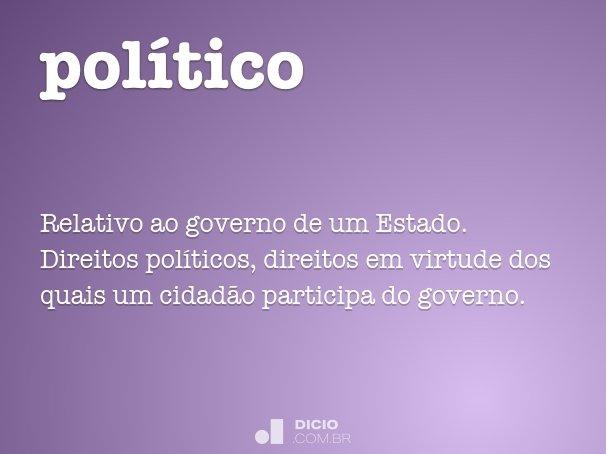 político