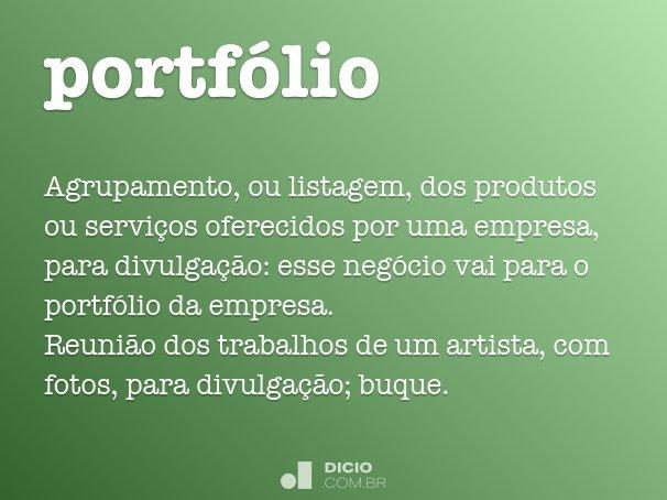 portf�lio