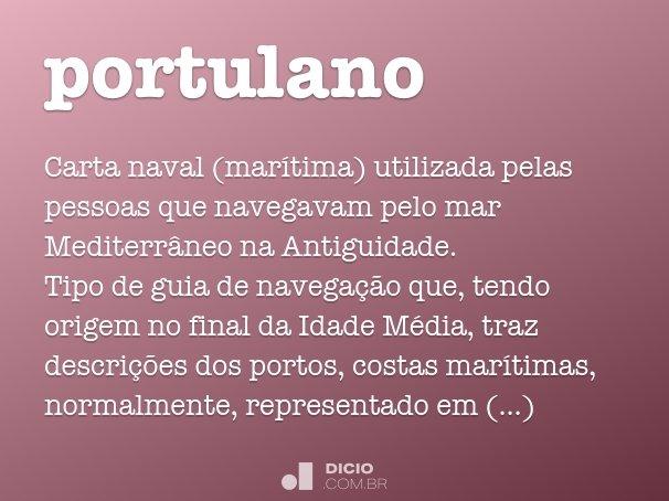 portulano