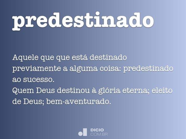 predestinado