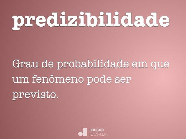 predizibilidade