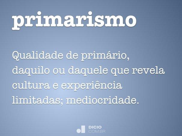 primarismo