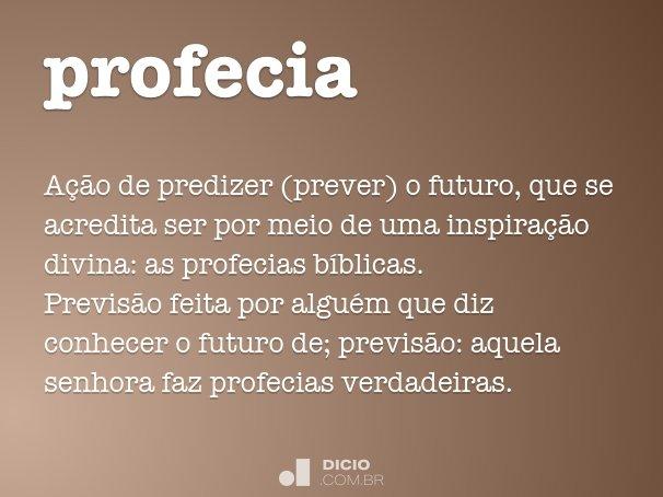 profecia