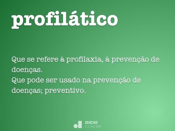 profil�tico