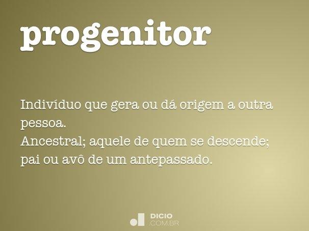 progenitor