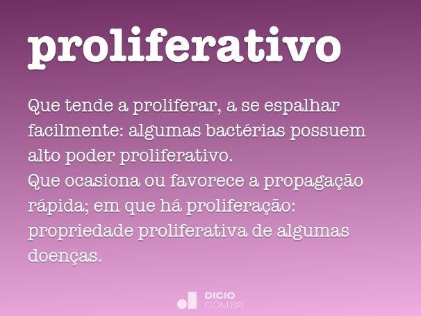 proliferativo