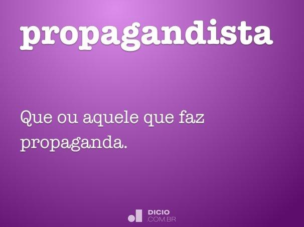 propagandista