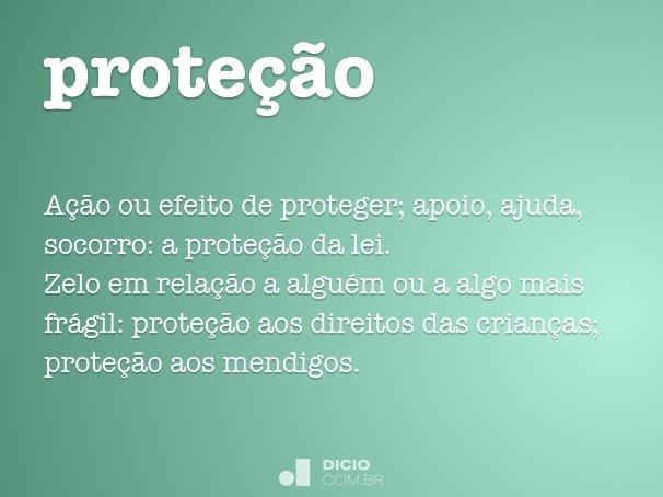 prote��o