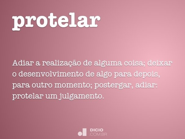 protelar