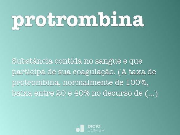 protrombina