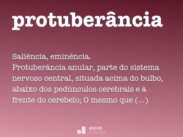 protuber�ncia