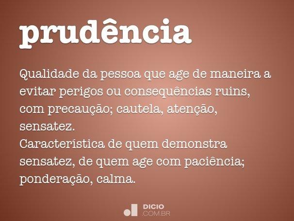 prud�ncia