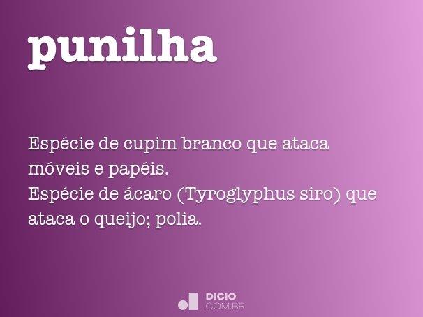 punilha