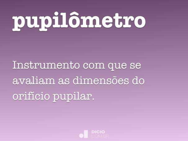 pupil�metro