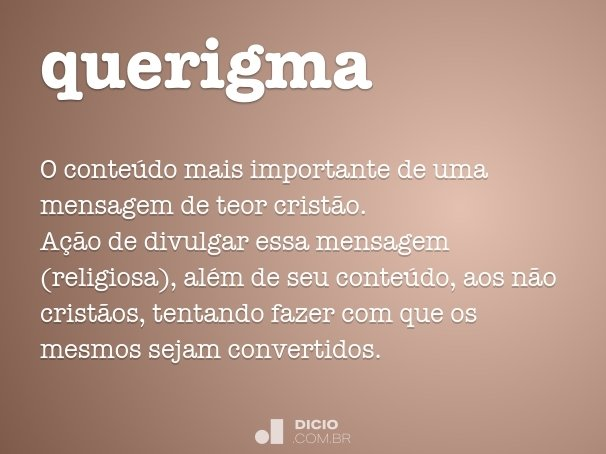 querigma