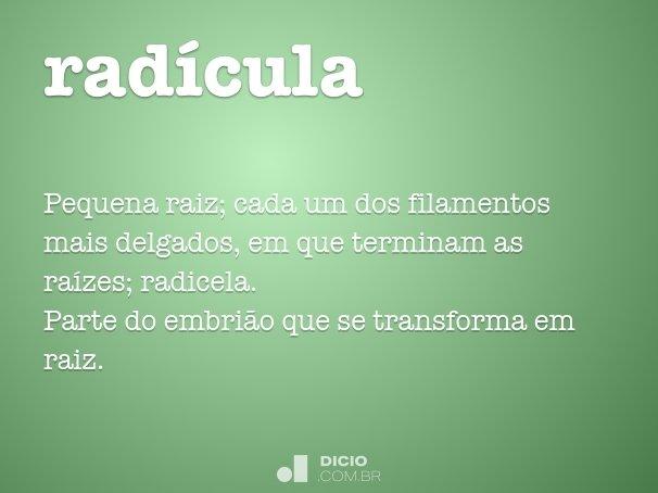 rad�cula