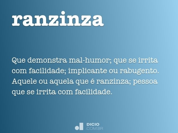 ranzinza
