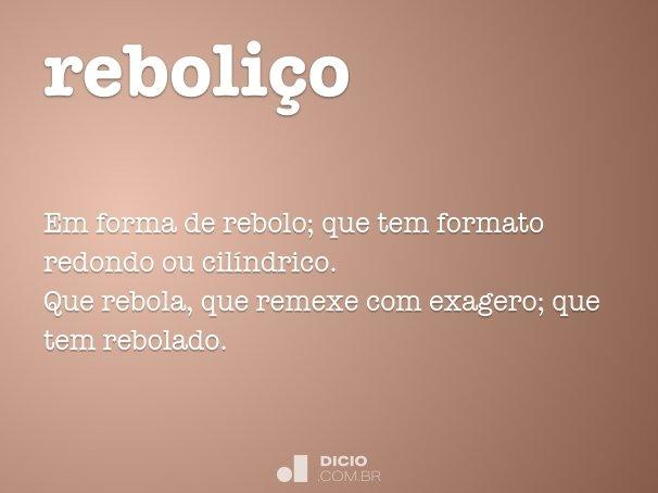 reboli�o
