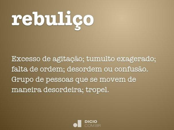 rebuli�o