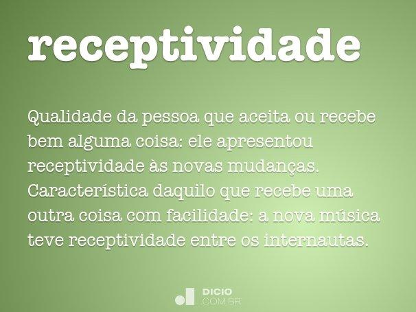 receptividade