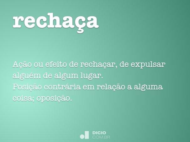 recha�a
