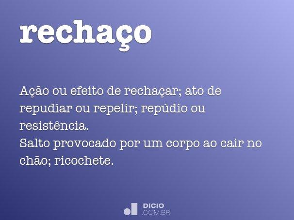 recha�o