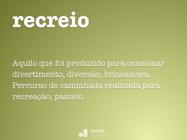 recreio