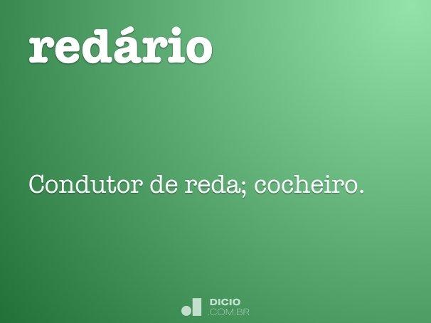 red�rio