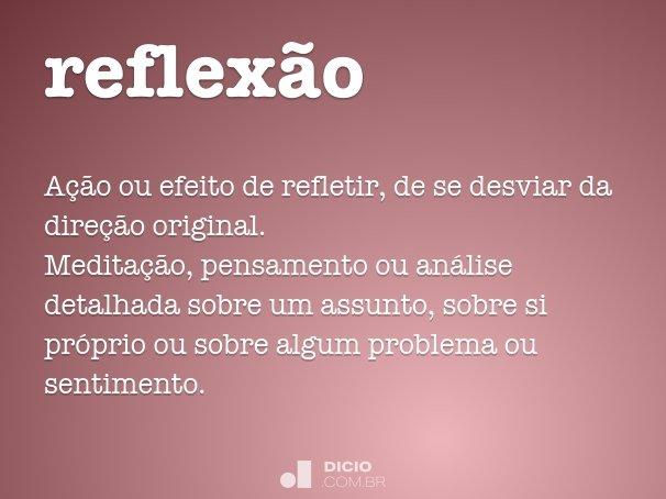 reflex�o