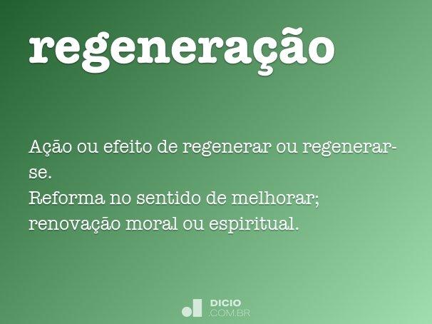 regenera��o