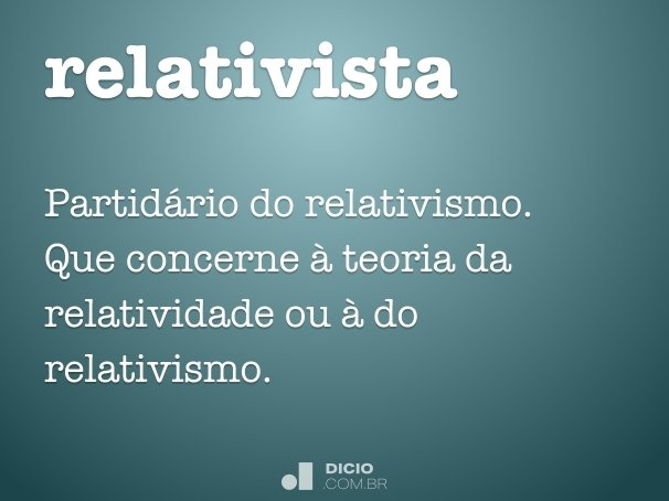relativista