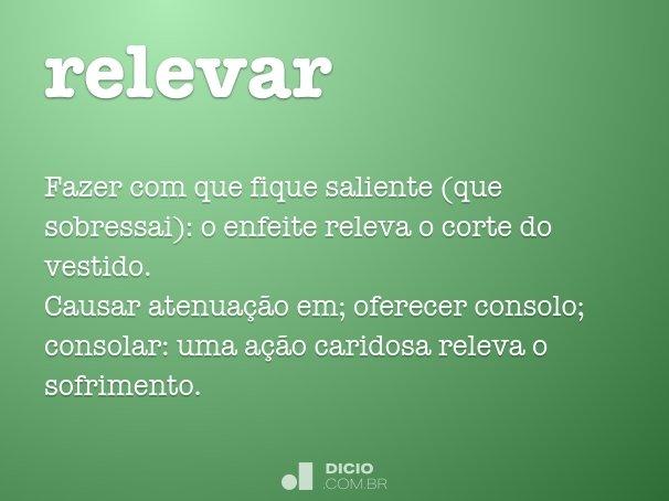 relevar