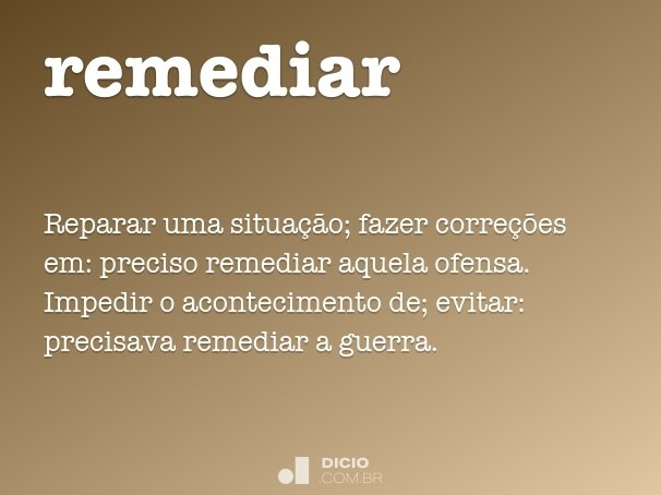 remediar