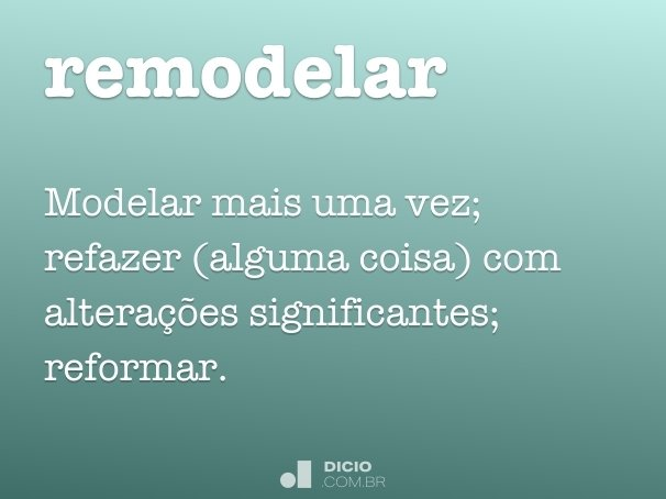 remodelar