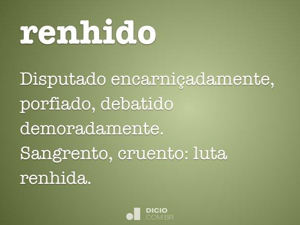 renhido
