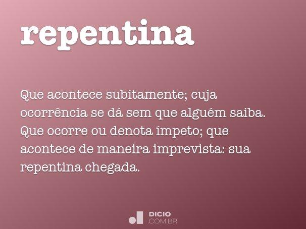 repentina