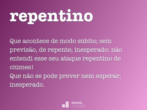repentino