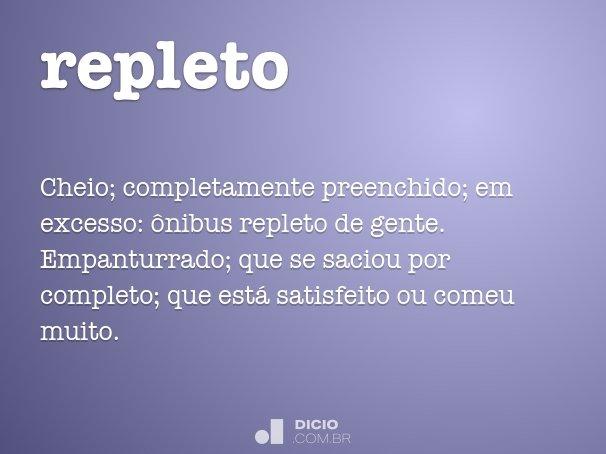 repleto