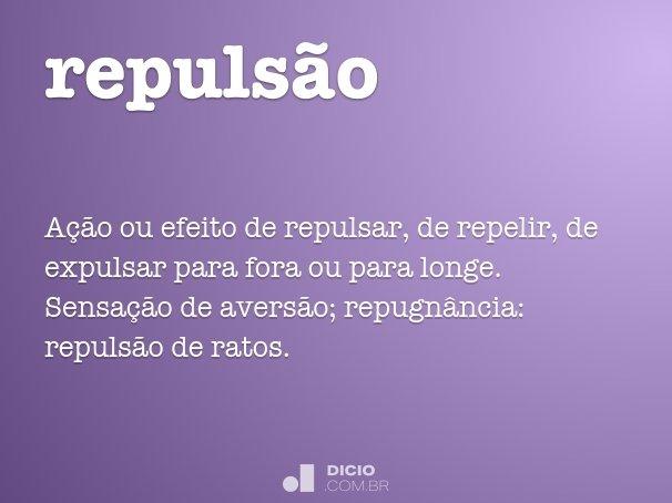 repuls�o