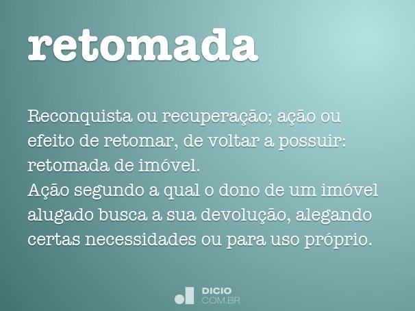 retomada