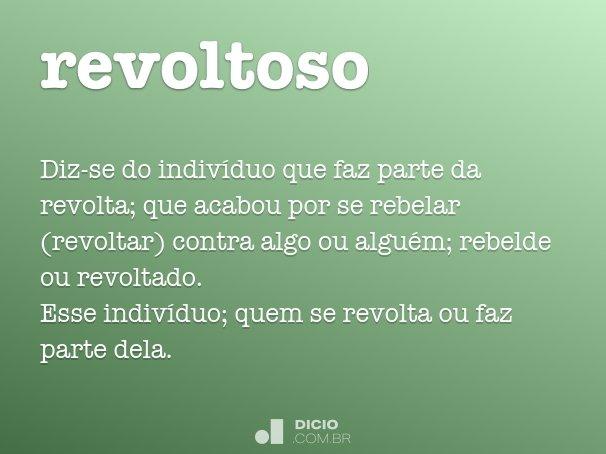 revoltoso