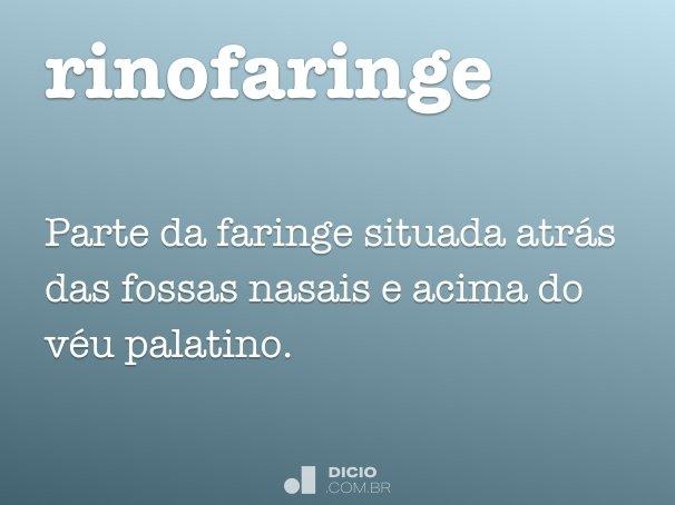 rinofaringe