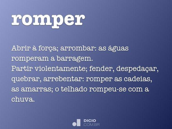 romper