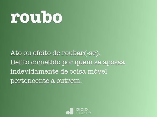 roubo