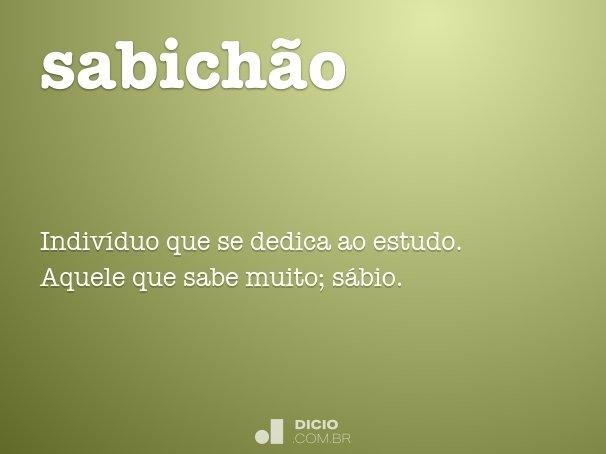 sabich�o