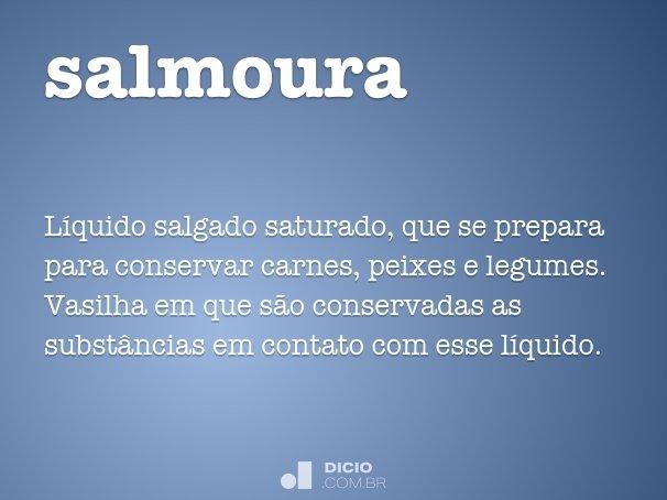 salmoura