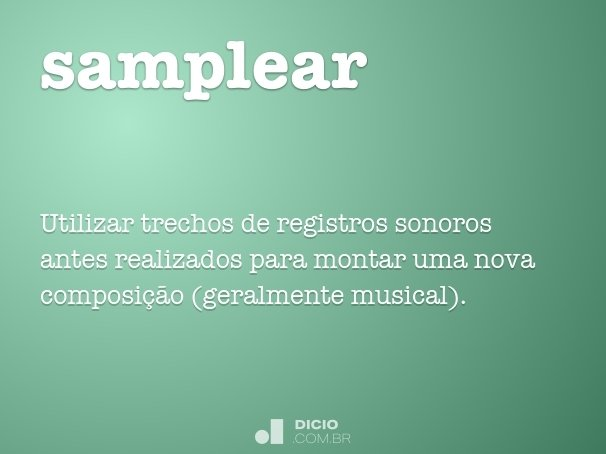 samplear