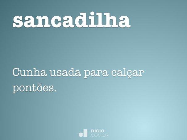 sancadilha