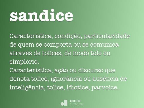 sandice